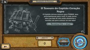 taverna - O tesouro do capitão coração negro
